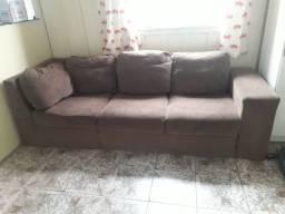 Vendo sofás  semi novos