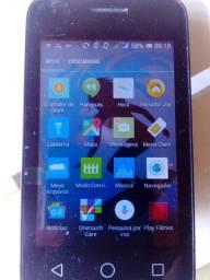 Smartphone Celular Alcatel Pixi 3.5 Funciona