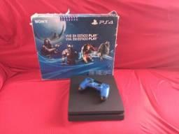 Vendo PS4 Slim de 500gb usado