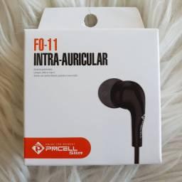 Fone de Ouvido PMCell Fo-11