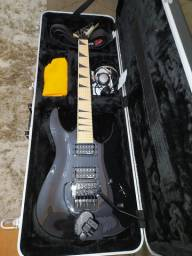 Guitarra mais pedaleira