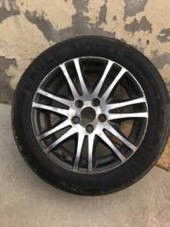 Aros e pneus