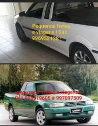 Fretes colombo Curitiba e região preço justo