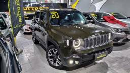 Jeep Renegade long 2020 completo