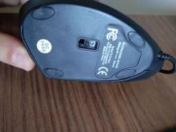 Mouse ergométrico