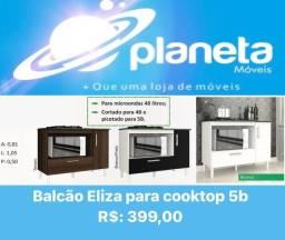 Título do anúncio: BALCÃO ELIZA PARA COOKTOP 5B // HOBBIES
