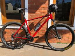 Bike MTB specialized Rockhopper 2018- Aro 29 - Quadro XL - RS