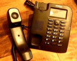 Telefone Intelbras com Bina e Viva Voz