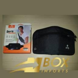 Título do anúncio: Pochete sports pockets kts-07 pochete sport caminhada corrida academia impermeável