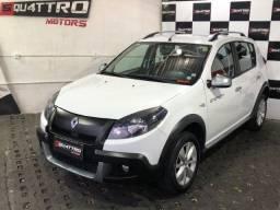 Título do anúncio: Renault Sandero Stepway 1.6 2014 Branco (Financio 100%)