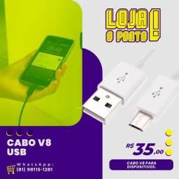Cabo Lightning / V8 / Tipo C