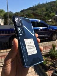 Poco M3 PRÓ NOVO 6RAM 128GB INTERNO 12x s/ juros
