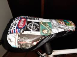 Bicicleta capa de selim