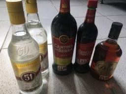 Título do anúncio: Lote de bebidas