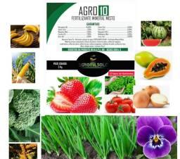 10 Nutrientes em um único produto * Alta produtividade com Baixo Custo *