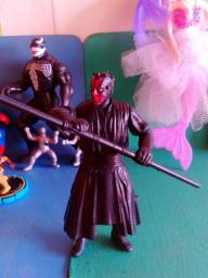 Star wars boneco Sith guerra nas estrelas figura de ação