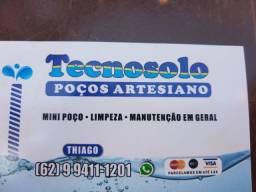 Título do anúncio: Mini poço 2400 limpeza 350