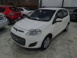 Fiat palio attractive 1.4 8v flex completo única dona aceito troca e financio sem entrada