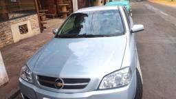 Título do anúncio: Astra Sedan Advantage 2007 Flex. Completo e revisado. Bancos em couro