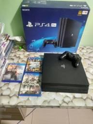 Título do anúncio: PS4 PRO