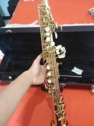 Saxofone novinho