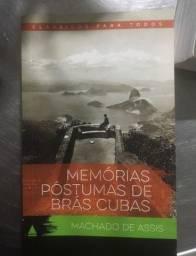 Título do anúncio: livro paradidático Memória Póstumas de Brás  cubas