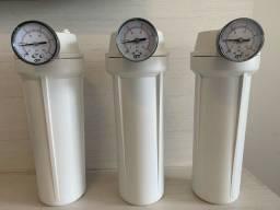 Pressurizadores de Bolinhas de Tênis/Padel
