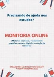 Monitoria Online