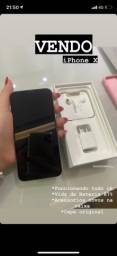 iPhone X muito conservado
