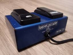 Pedal footswith Behringer