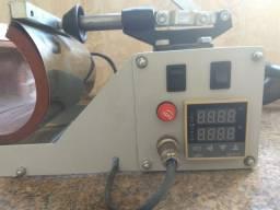 Prensa de canecas e squeezes Metalnox para sublimação