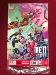Revistas hqs x-men batman superman