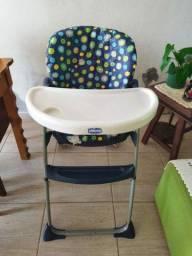 Cadeira de criança para refeições