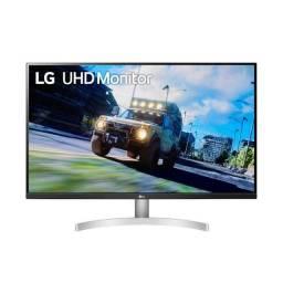 Título do anúncio: monitor lg 4k com hdr lg ( com nota fiscal e garantia) 31.5 pol