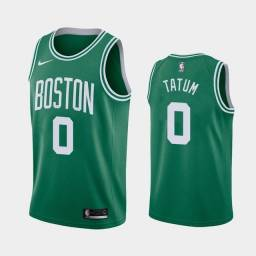 "Camisa Regata Basquete - Boston Celtics ""Icon Edition"" - Jayson Tatum"