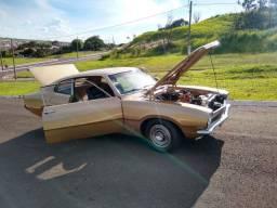 Maverick super 78 com motor v8