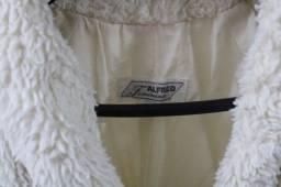 casaco de lã