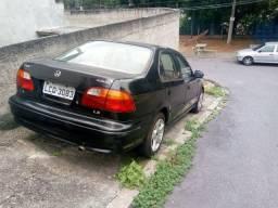 Honda Civic LX, 2000