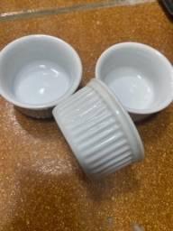 Título do anúncio: 157 potinho de porcelana de 80 ml