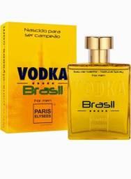 Eau de Toilette Vodka Brasil Yellow, Paris Elysees, 100 ml<br><br><br>