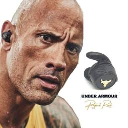 Fone Bluetooth JBL Under Armour Edition The Rock