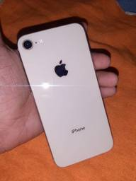 Iphone 8 Rose Gold Aceito Troca