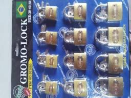 Cadeados cartela