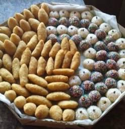 Título do anúncio: Ana bolos doces e salgados