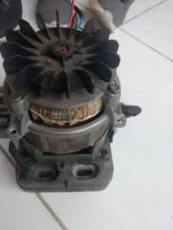 Motor de portão sem a placa só o motor e a base