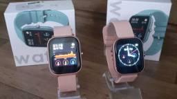 Relogio Smartwatch P8 Novo Disponível