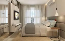 Apartamento com excelente localização 02 quartos no Bairro do Água fria