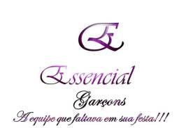 LF Equipe de GARÇOM e Garçonetes