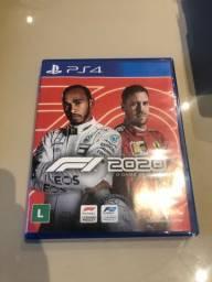 Jogo F1 PS4 2020