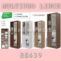 Armário armário armário multiuso lince